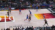 Game Recap: Jazz 107, Thunder 86