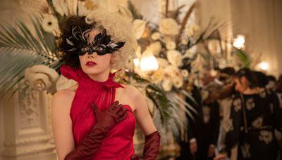 Emma Stone makes even garbage look good in the fashionable world of Disney's 'Cruella'