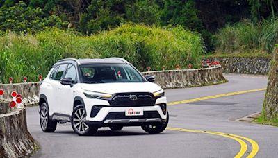 【試駕】神車換裝新戰袍! Toyota Corolla Cross Hybrid GR Sport顏值提升戰力滿分! | 汽車鑑賞 | NOWnews今日新聞