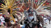 Celebran el 696 aniversario de México-Tenochtitlán