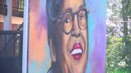 Murals of Rosa Parks, Ruth Bader Ginsburg, unveiled in Frenchtown