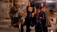 LaToya Ali and Falynn Guobadia Clash at Falynn's Halloween Bash!
