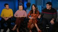 Cast of 'Frozen 2' on celebrating girl power and sisterhood in new film