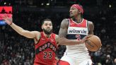 Bradley Beal listed as questionable for Wizards home opener with hip contusion