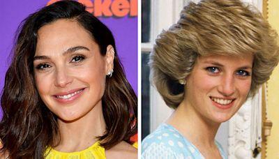 Gal Gadot Says Princess Diana Inspired Her Portrayal of Wonder Woman