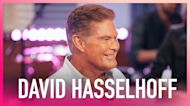 David Hasselhoff Reveals Why He's So Famous In Germany