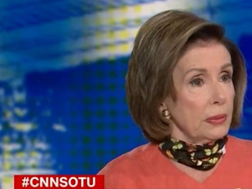 Pelosi Says Trump DOJ's Secret Data Seizures Go 'Beyond Richard Nixon'