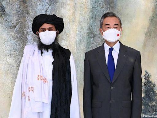 北京稱塔利班渴望與各國對話