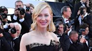 Cate Blanchett brinca que 'preservativos humanos' podem salvar indústria do teatro