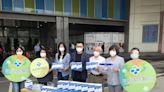 江啟臣率隊贈聯新醫院FFP2口罩 呼籲面對變種盡快部署二代疫苗 | 蕃新聞