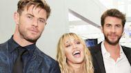 Did Chris Hemsworth Just Comment On Miley Cyrus & Liam Hemsworth's Divorce?