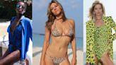 Moda estate 2021: costumi interi e bikini animalier e maculati - iO Donna