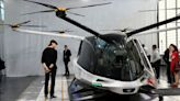 BMW-designed, hydrogen-powered craft is latest entry in 'air mobility' derby