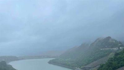 石門水庫滿到放水!璨樹雨彈猛炸 全台7水庫警戒排洪