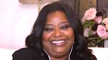 Octavia Spencer Conned Her Way Into Ted Kennedy's Office As A Youth