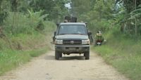 DR Congo military takes eastern provinces from armed groups
