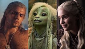 The Best Fantasy Shows to Stream Right Now | TV Guide