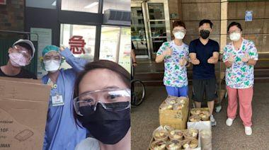 獨家|《多情》何依霈結盟艾成餐廳捐防疫便當 聞亞東醫院沒人願意送餐淚崩 | 蘋果新聞網 | 蘋果日報