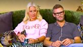 Celebrity Gogglebox fans want to see more of Denise van Outen's partner after NFSW reaction