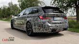 大鼻孔性能碗公預定2022登場!BMW首度釋出M3 Touring測試身影
