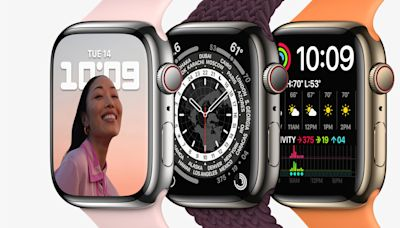 Apple 公佈 Apple Watch Series 7 配備最大、最先進的顯示器及 watchOS 8