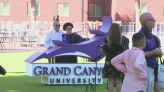 GCU students who graduated amid COVID-19 pandemic finally get to enjoy a commencement ceremony