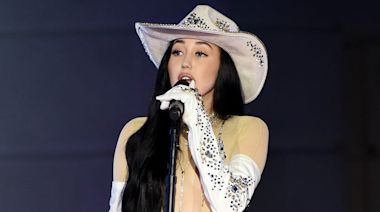 Criticism aimed at Noah Cyrus for wearing a see-through outfit shows how little has changed since her sister Miley was her age