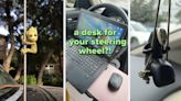 31 Cool And Useful Things For Your Car That You'll Basically Be Racing To Buy
