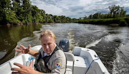 A unique marsh could vanish on SC-GA border. 'Nobody is going to hold back the tide.'