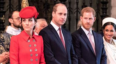 """Prince Harry said to be """"heartbroken"""" over his relationship with other royals"""