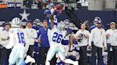 Giants rookie Kadarius Toney rises to top of fantasy football waiver wire