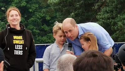 Duke of Cambridge ushers in final birthday of his 30s