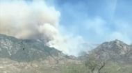 Evacuations Ordered as Bighorn Fire Spreads Through Arizona Mountains