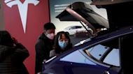 Tesla's made-in-China auto sales hit a record