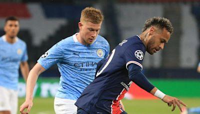 Neymar, KDB in focus as PSG, Man City aim for Champions League final