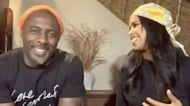 Idris Elba & Sabrina Dhowre Say It Was 'Love At First Sight' When They Met: 'When You Know, You Know'