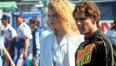 'Days of Thunder' at 30: Nicole Kidman looks back at racing film that introduced her to ex Tom Cruise