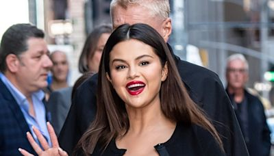Selena Gomez's New Helix Piercing Is the Result of a Failed Trip to Build-a-Bear