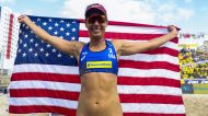 April Ross | Tokyo 2020 Olympic Profile