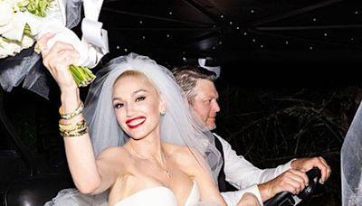 Blake Shelton Reveals the Surprising Amount of Time It Took Gwen Stefani to Write Her Wedding Vows