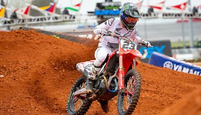 Supercross 2021: Results and points standings after Round 13 at Atlanta