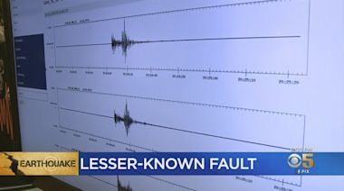 Quake And Aftershock Rattle East Bay Region Near Blackhawk