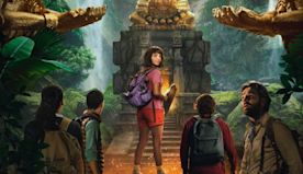 The Live-Action Dora the Explorer Movie Looks Cool as Hell