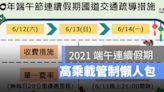 端午高乘載管制懶人包:高速公路高乘載、國道交通措施(2021版) - 蘋果仁 - iPhone/iOS/好物推薦科技媒體