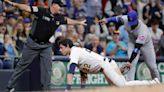 Brewers hit 3 HRs, get strong outing from Lauer to down Mets
