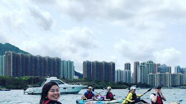香港好去處|市區都可以上山下海 3大戶外體驗 獨木舟+直立板瑜伽+激流溪降 | 駐場博客 | GOtrip.hk