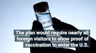 U.S. Developing Plan to Require the COVID-19 Vaccine for International Travelers