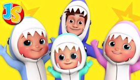 Best Kids Songs & Baby Nursery Rhymes   Boo Boo Song   Baby Shark