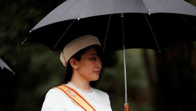 日本真子公主赴美工作曝光!皇室淵源深、年薪近1500萬
