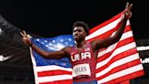 US Track Star Noah Lyles On Importance of Mental Health, Says He Has 2 Therapists